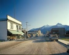 Broadway Avenue 2 C Skagway 2 C Alaska