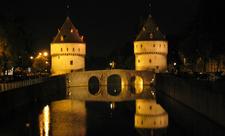 Broel Towers In Kortrijk