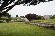 Broken Menhir Of Er Grah - Brittany - France