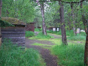 Brooks Camp Campground