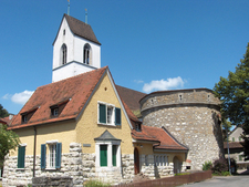 Tower Of The Reformed Church And The Archivturm