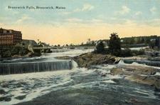 Brunswick Falls Brunswick