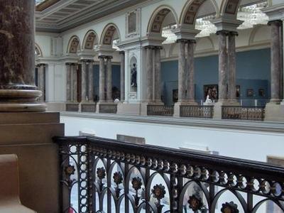 View On The Upper Floor