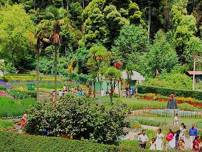 Bryant's Park Kodaikanal