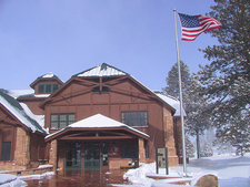 Bryce Canyon Visitors Center