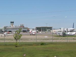 Aeropuerto Internacional de Burlington