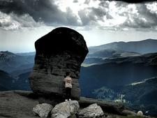 Bucegi Landscape In Prahova - Carpathians