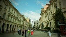 Bucharest - BNR Palace