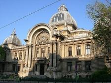 Bucharest CEC Palace