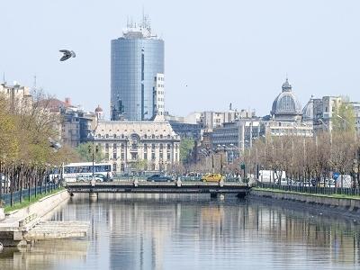 Bucharest Cityscape - Romania