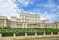 Bucharest - Palace Of The Parliament