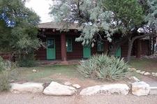 Buckey O'Neill Cabin - Grand Canyon - Arizona - USA