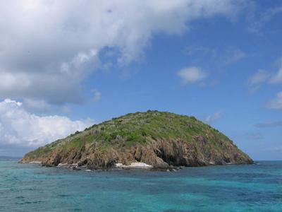 Buck Island  St Croix