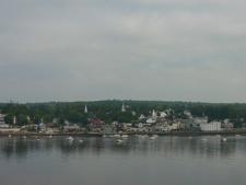 Bucksport From Fort Knox