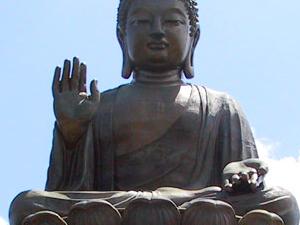 Tian Tan Buddha de Po Lin