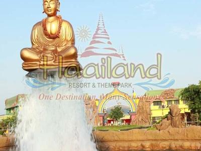 Buddha Stachu In Theme Park