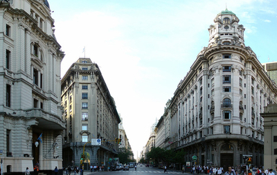 Avenida Roque Sáenz Peña