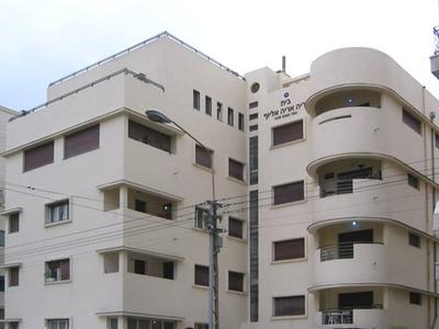 Building In Ben Yehuda Street