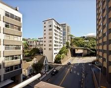 Buildings & Bridge In Wellington City NZ