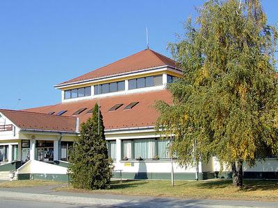 Buildings In Kiskunlacháza, Hungary