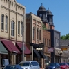 Buildings In Downtown New Prague