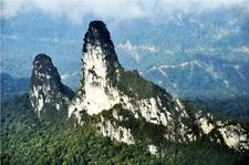 Bukit Batu Lawi - View