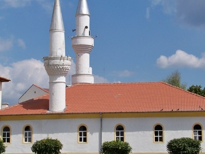 The Mosque In Ardino