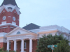 Bulloch County Courthouse In Downtown Statesboro