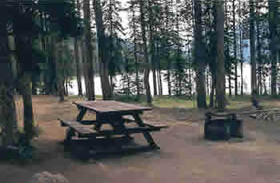 Bull Trout Lake Campground