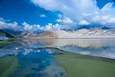 Bulunkul Lake Along Karakoram Highway