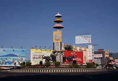 Adipura Monument