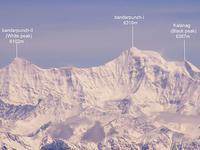 Bunder perforación glaciar