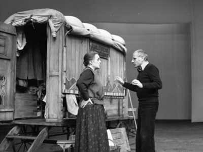 Rehearsals Of Mother Courage And Her Children (1978)