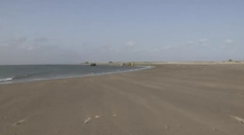 Bundle Island Beach Karachi