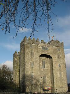 Bunratty Castle Flag