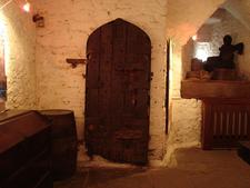 Bunratty Castle Ireland Inside