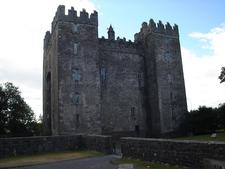 Bunratty Castle Ireland View