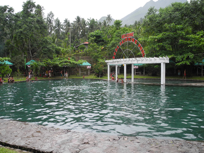 Bura Soda Water Pool
