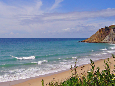 Burgau, A View Of The Nature Park