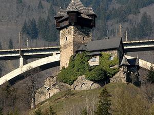 Castillo de Falkenstein (Baja Falkenstein)
