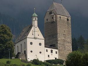 Freudsberg Castillo