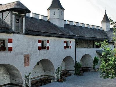 Burg Hohenwerfen Inside