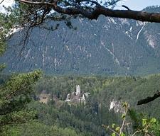 Burg Klam, Mieming, Austria