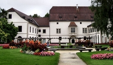 Burg Wels, Upper Austria, Austria