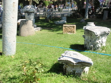 Burhaniye Adramyttium Ruins