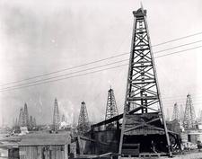 Burkburnett Texas Oilfield