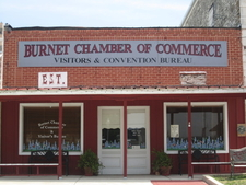 Burnet Chamber Of Commerce Office 2 C Burnet