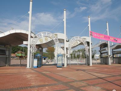 Busan–Gyeongnam Horse Racing Park - View