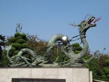 Busan Tower Dragon