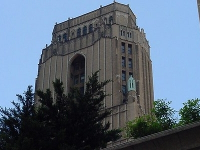 View Of Crown From 6th Avenue